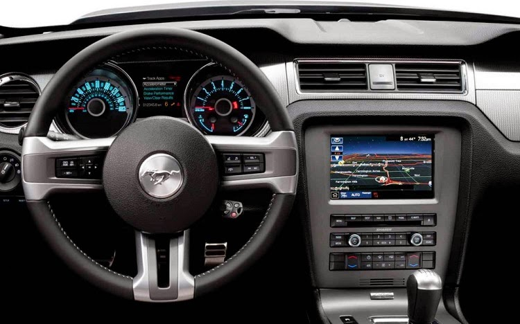 Turn Up the Jams in the All-New 2015 Ford Mustang