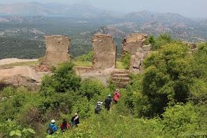 Ruined Rayakottai Fort