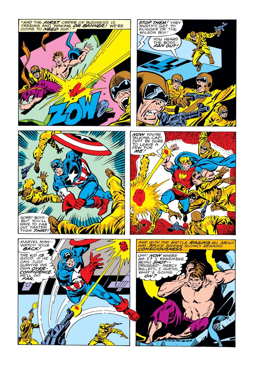Captain America (1968) Issue #230 #144 - English 13