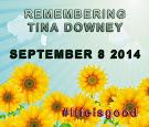 Sunflowers for Tina