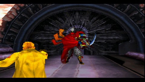 Final Fantasy VIII, Seifer and Gilgamesh