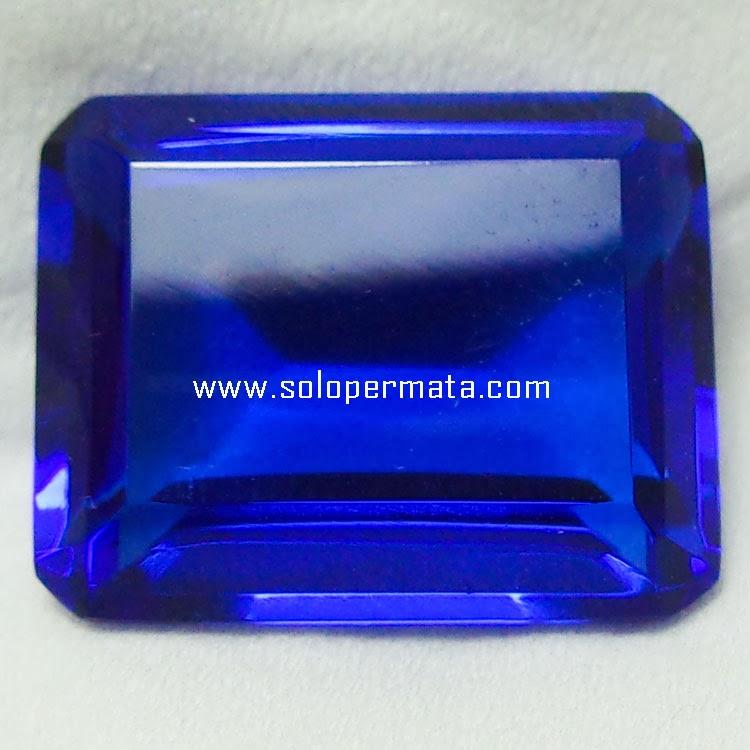 Batu Permata Blue Obsidian - 29A10