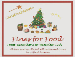 Fines FOR Food Dec. 2nd - 12th