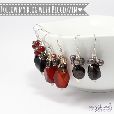 Follow MagsBeadsCreation with Bloglovin ♥