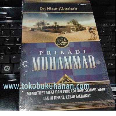 Buku : Pribadi Muhammad : Dr. Nizar Abazhah