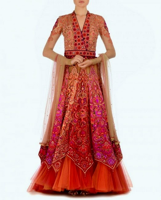 Tarun Tahiliani- Formal Wedding Wears