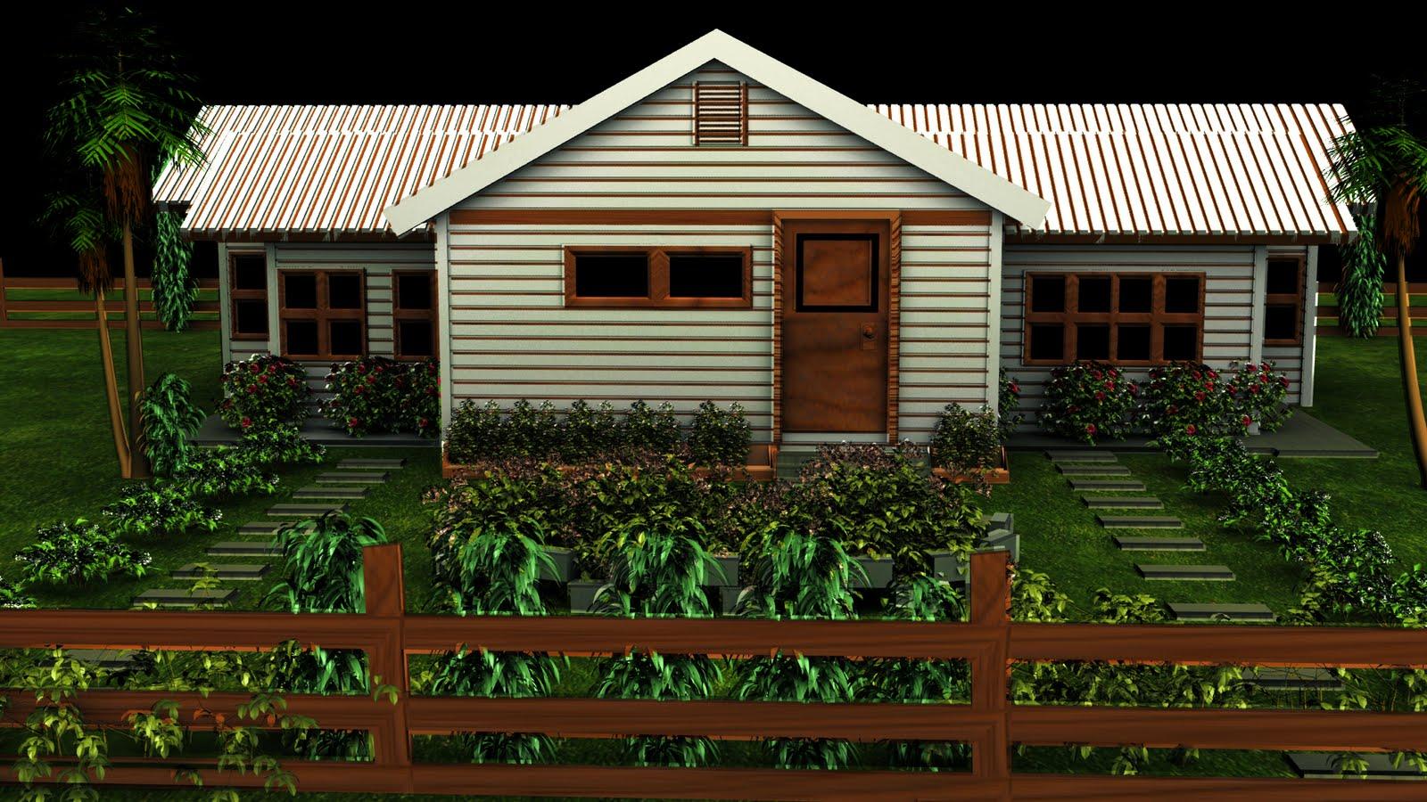 Rest House Design Sonu Deol S 3d Art World For Forest Department