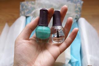 Yuzen Summer 2013 spa ritual nail lacquer