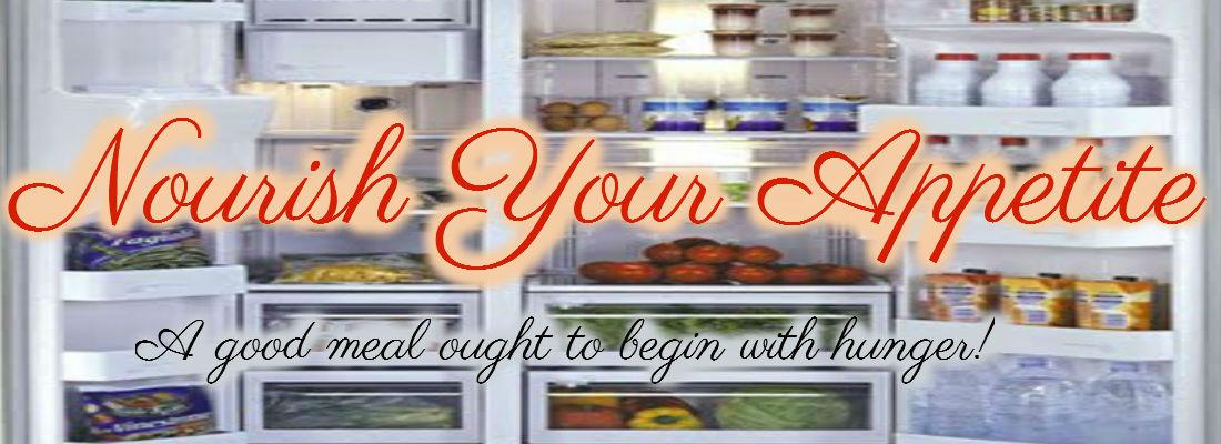 Nourish Your Appetite