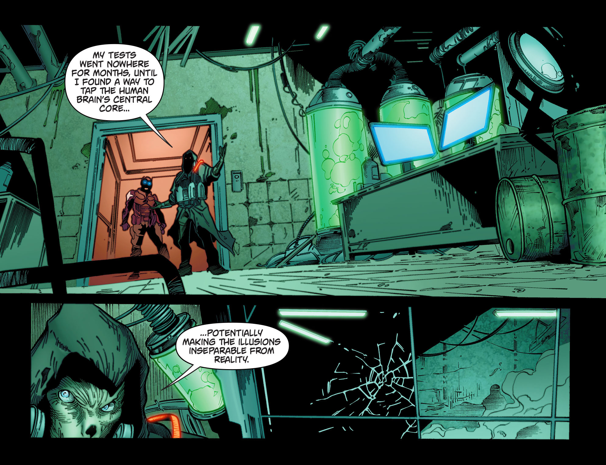 Batman: Arkham Knight [I] Issue #34 #36 - English 20