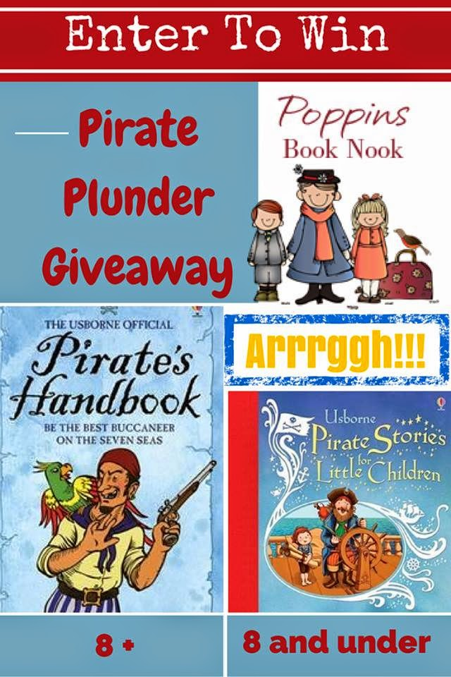 Current Poppins Book Nook Giveaway
