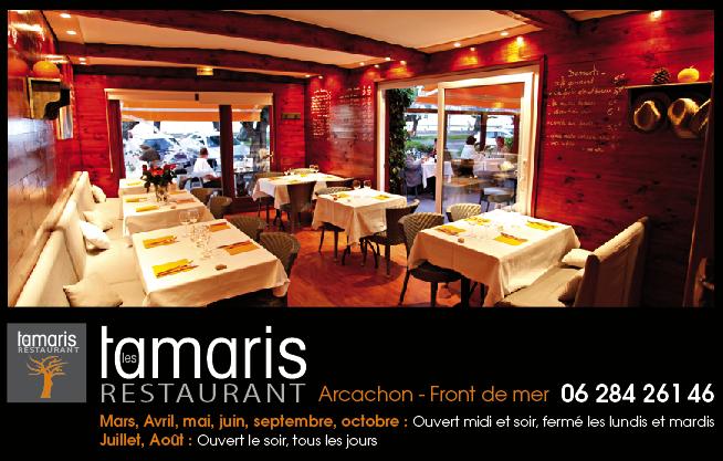 Restaurant Les Tamaris Arcachon