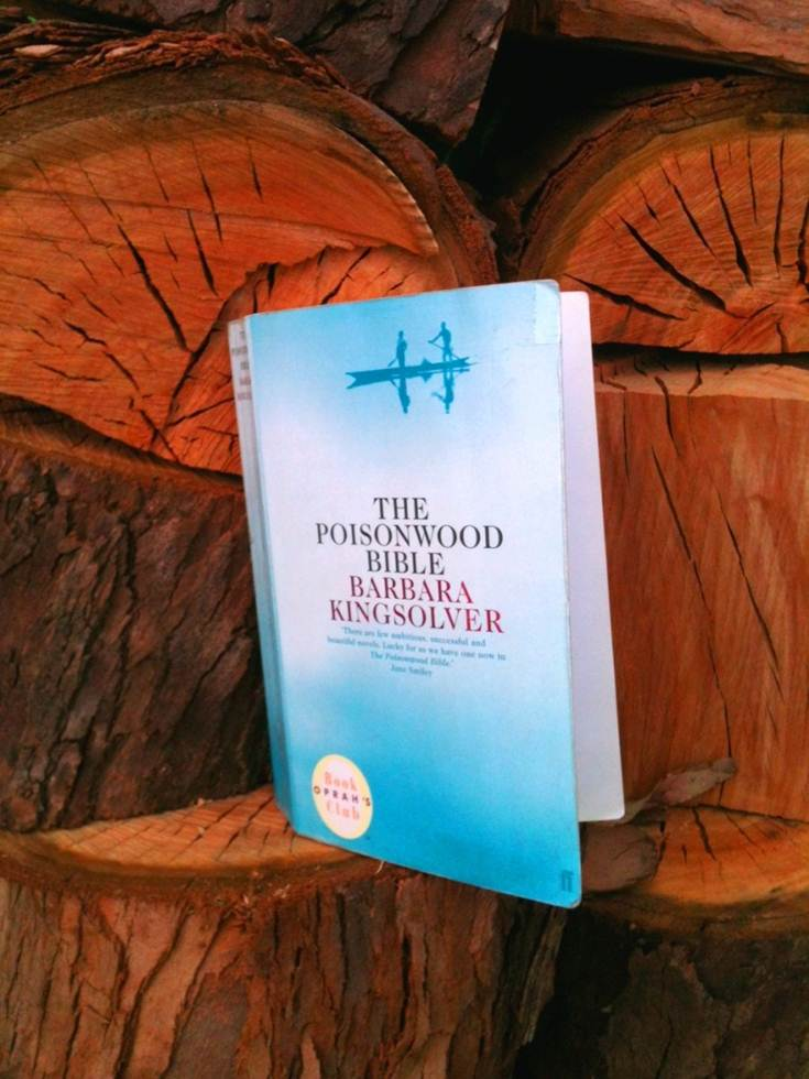 the poisonwood bible by barbara kingsolver Home → sparknotes → literature study guides → poisonwood bible poisonwood bible barbara kingsolver table of contents plot overview summary & analysis.