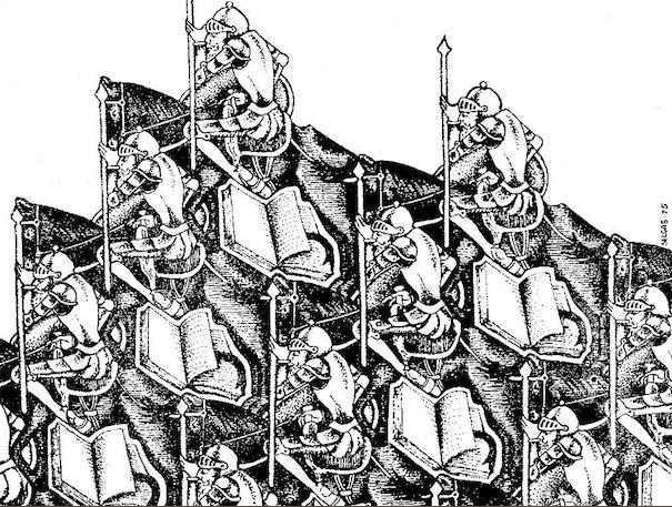 """Don Quijote infinito"" / 1975"
