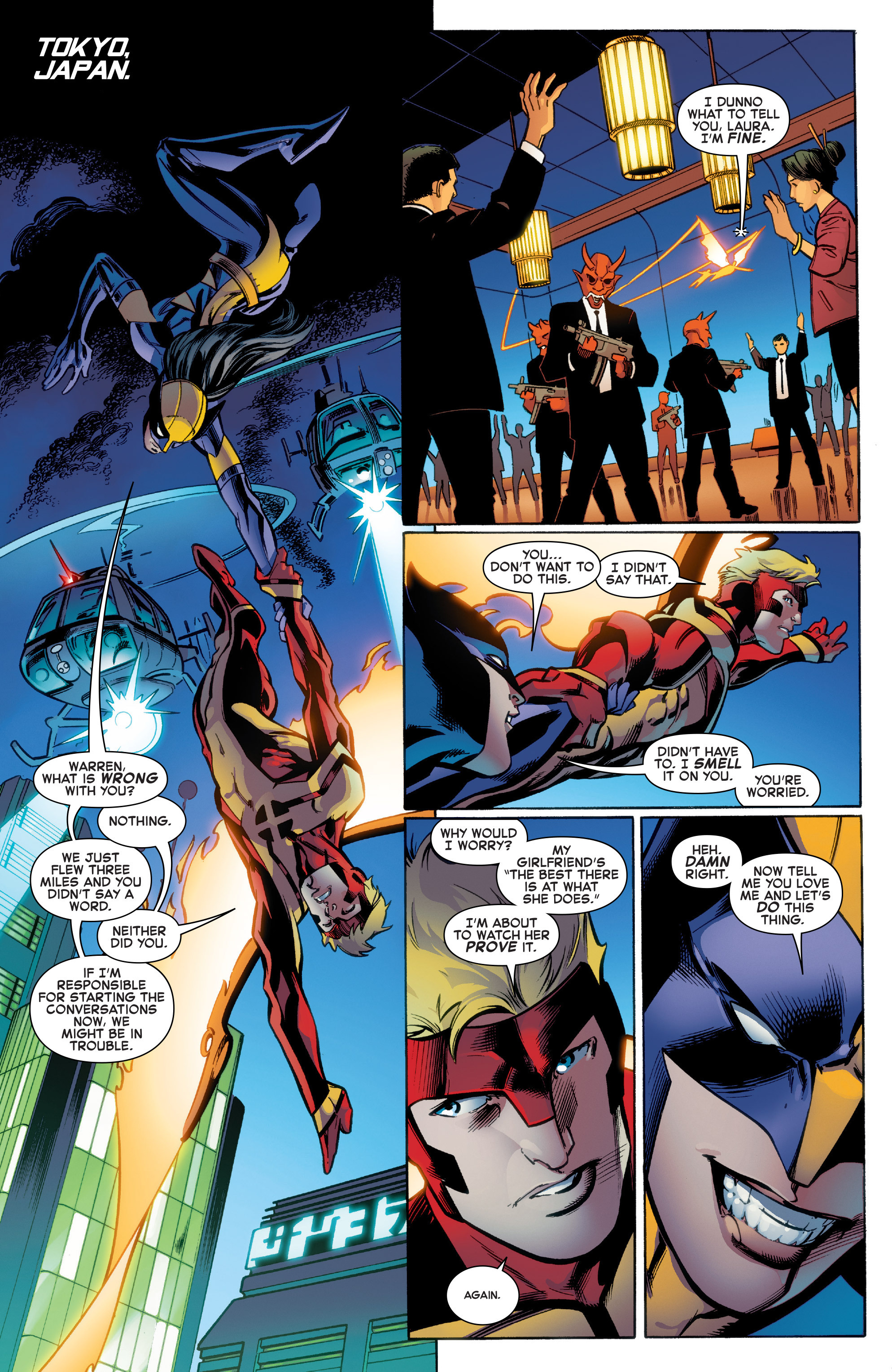 All-New X-Men (2016) Issue #4 #6 - English 3