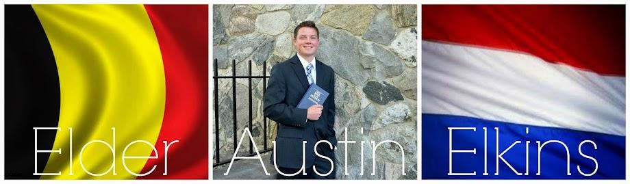 Elder Austin Elkins