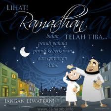 SMS Ucapan Puasa Ramadhan 2013