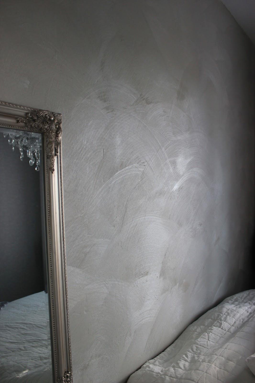 Seinän maalaus epätasainen jälki