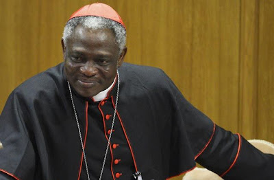 cardenal peter turkson candidato a primer papa negro