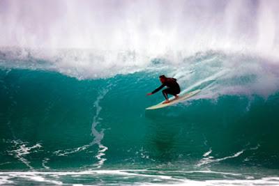Тасмания серфинг