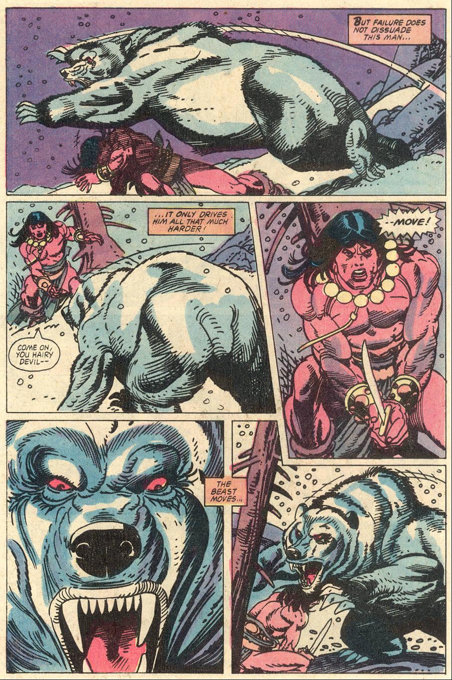 Conan the Barbarian (1970) Issue #127 #139 - English 6