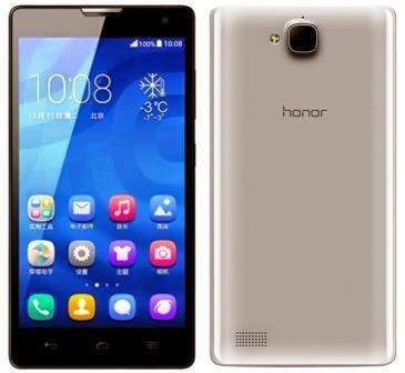Huawei Honor 3C Spesifikasi dan Harga