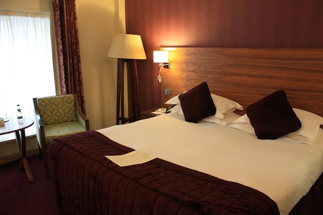 Gemütliches Zimmer im Brooks Hotel © Copyright Monika Fuchs, TravelWorldOnline