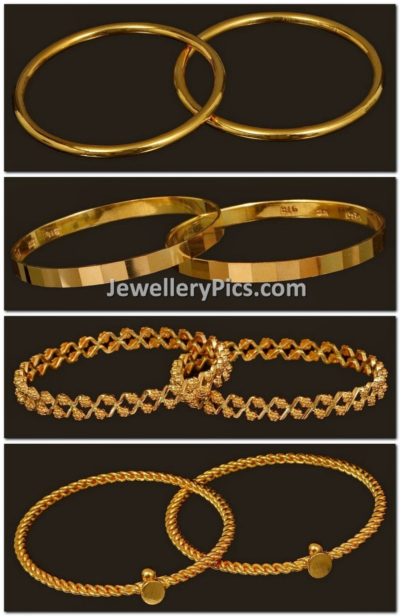 gold bangles for babies