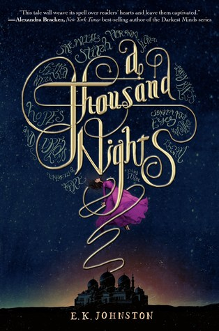 A Thousand Nights book cover
