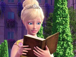 Gambar Barbie and the Secret Door Wallpaper