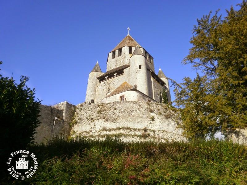 PROVINS (77) - La Tour César