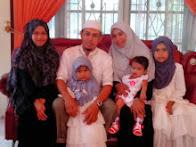 Keluarga Mukhlis Aminullah