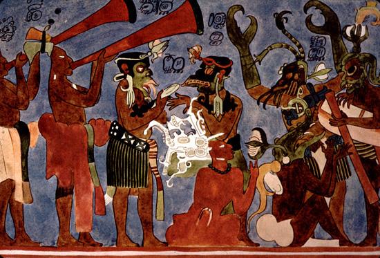 Sala Maya Museo Nacional de Antropología