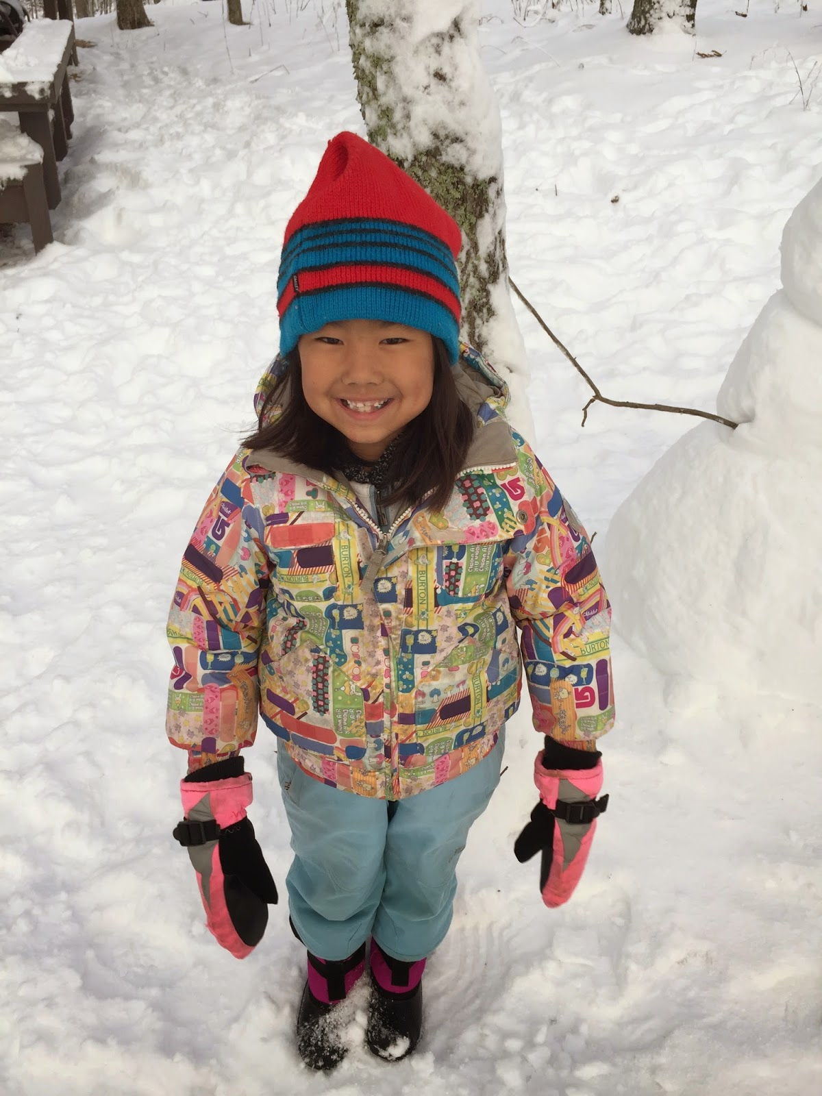 burton jacket, spyder ski pants