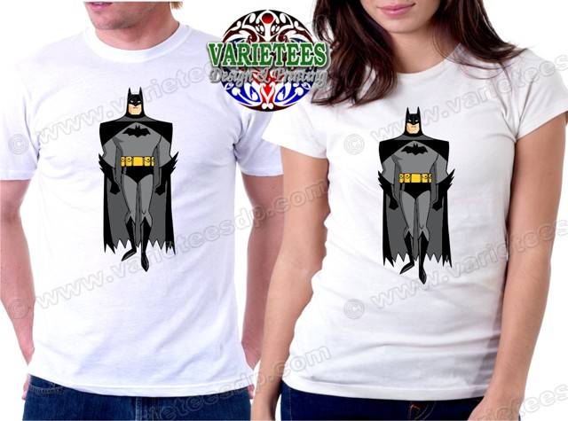 Batman Character Shirts
