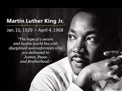Dr martin luther king jr speech