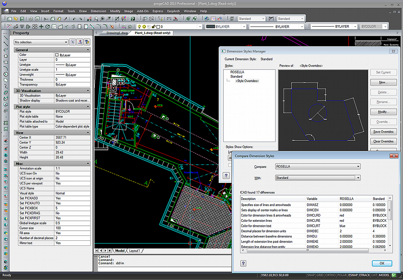      progeCAD 2013 Professional 13.0   