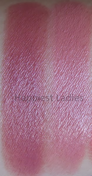 Calvin Klein Lipstick Neutral Color Swatches