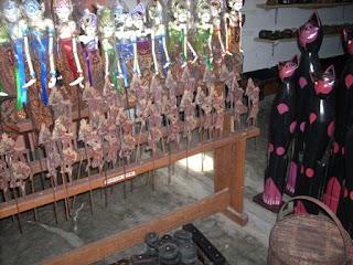 kerajinan batik kayu
