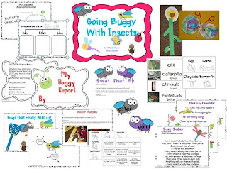 https://www.teacherspayteachers.com/Product/Life-Cycle-Unit-for-Insects-butterflies-Frogs-and-Humans-813232