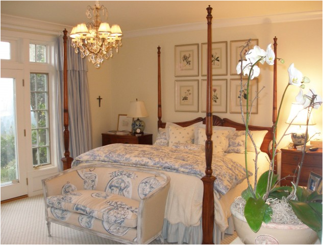 Traditional Bedrooms Classy With French Country Bedroom Design Ideas Picture