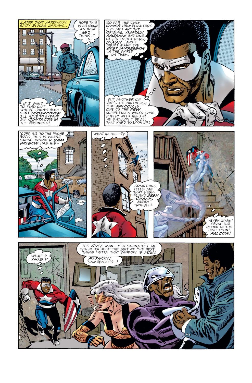 Captain America (1968) Issue #355 #288 - English 13