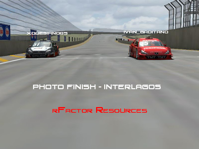llegada interlagos rfactor mod stock car