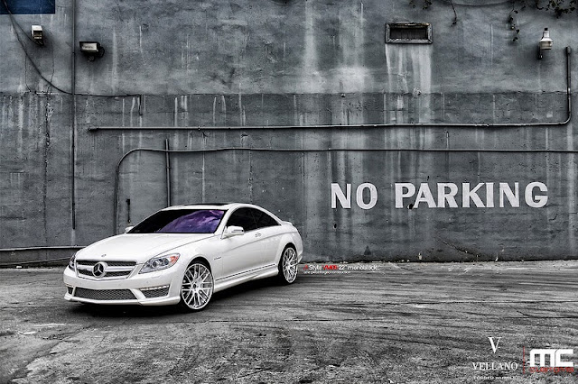 mercedes cl custom