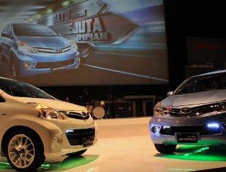 Harga Toyota All New Avanza Veloz 2012
