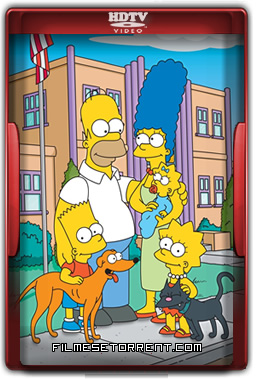The Simpsons 28ª Temporada Legendado Torrent 2016 HDTV 720p 1080p Download