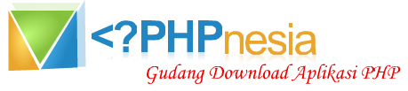Gudang Download Aplikasi PHP - Tutorial Pemrograman Web
