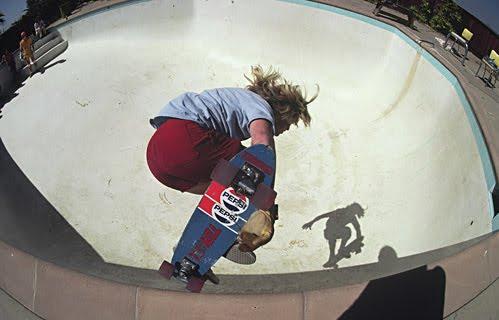 Waldo Autry Backyard Pool Ripper, skateboarding, RIP