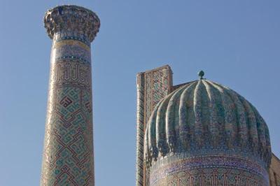 samarkand tours, uzbekistan samarkand art tous