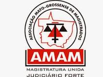 AMAM  -ASSOCIAÇÃO MATOGROSSENSE DE MAGISTRADOS